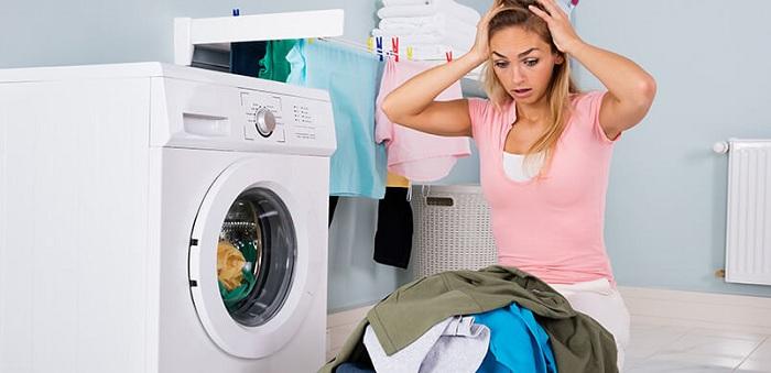شستن لباس های مختلف