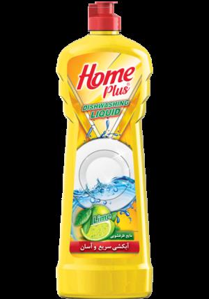 مایع ظرف لیمویی هوم پلاس
