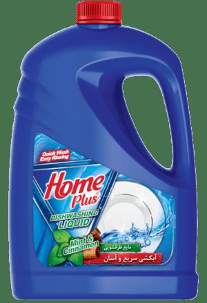 مایع ظرفشویی هوم پلاس