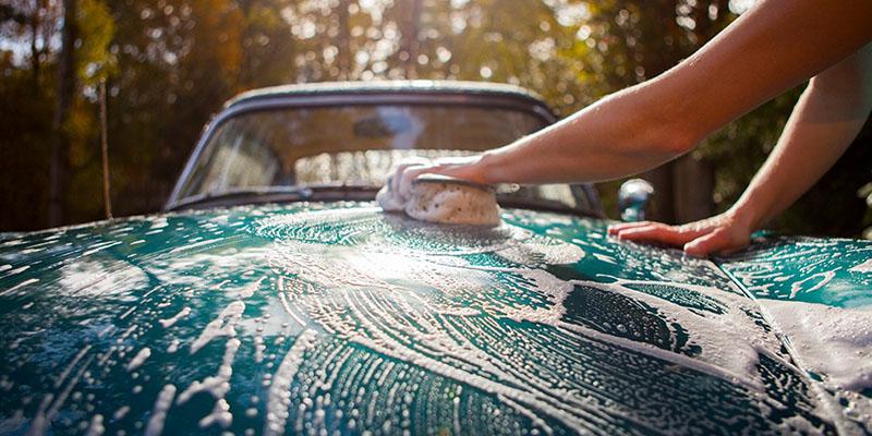 بهترین زمان برای شستشوی ماشین