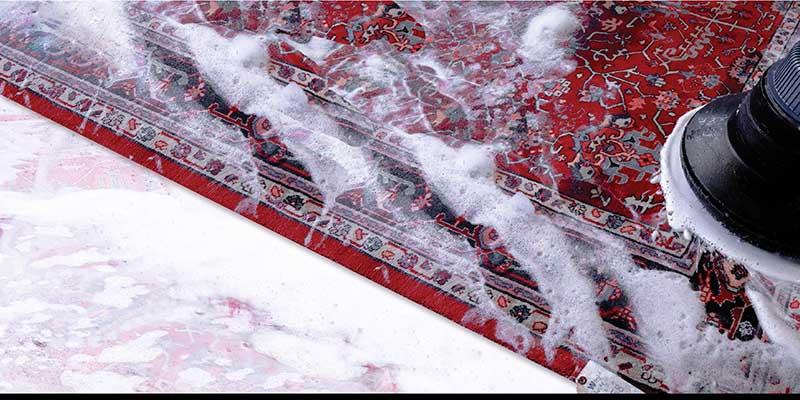 نکات استفاده از شامپو فرش
