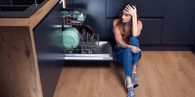 معایب استفاده از ماشین ظرفشویی