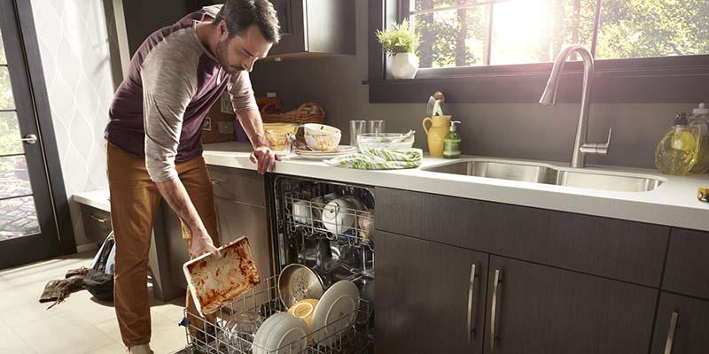 خطرات قارچ های بیماری زا در ماشین ظرفشویی