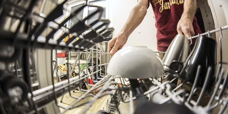 نکات لازم برای استفاده از ماشین ظرفشویی