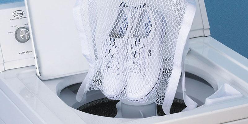 تمیز کردن کتانی با ماشین لباسشویی