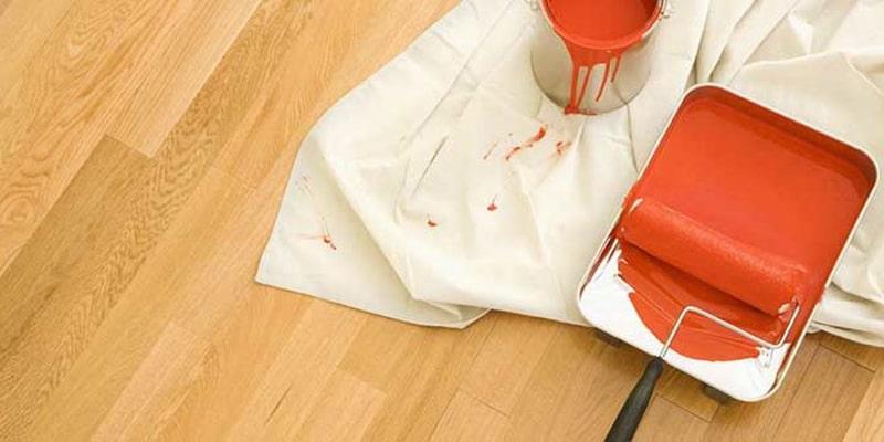 پاک کردن رنگ ساختمانی از روی لباس