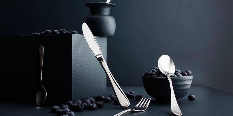 تمیزکردن ظروف نقره و سیلور و نحوه براق کردن آنها