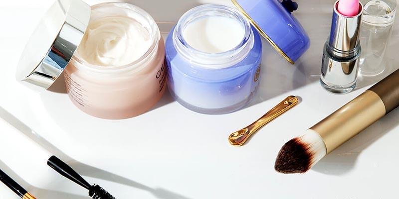 نکات بهداشتی برای تمیز کردن لوازم آرایشی