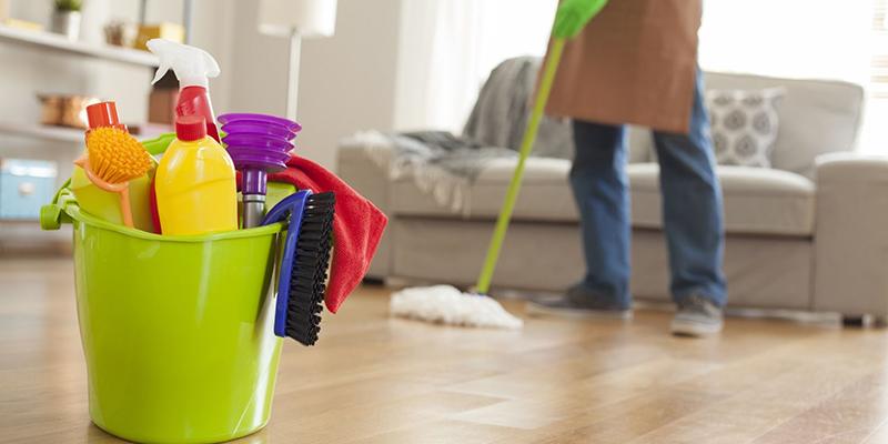 اصول برنامه ریزی نظافت منزل + چک لیست