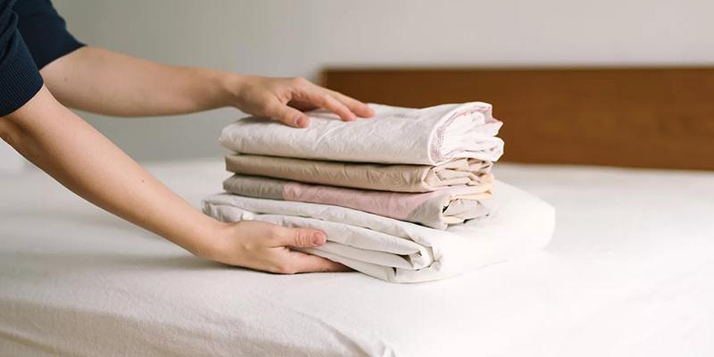 چک لیست تمیز کردن اتاق خواب