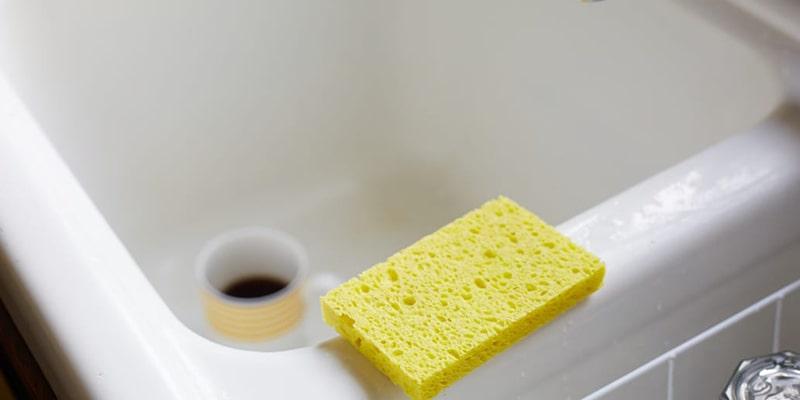 ترفندهای ضدعفونی کردن اسکاچ ظرفشویی