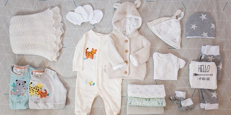 روش صحیح شستشوی لباس نوزادان و کودکان
