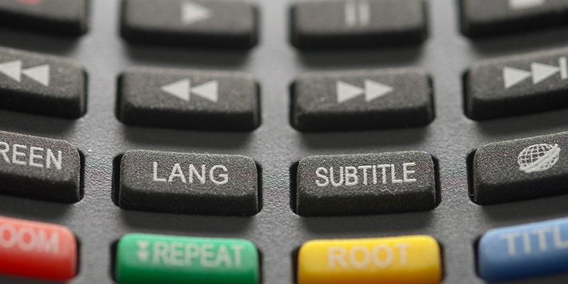تمیز کردن دکمه کنترل