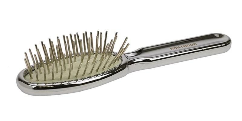 چگونه برس فلزی را تمیز کنیم؟