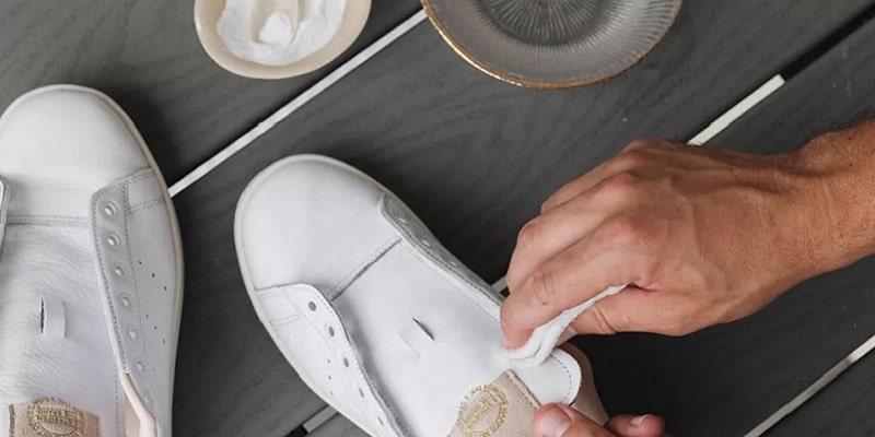 روشهای شستن و تمیز کردن کفش سفید