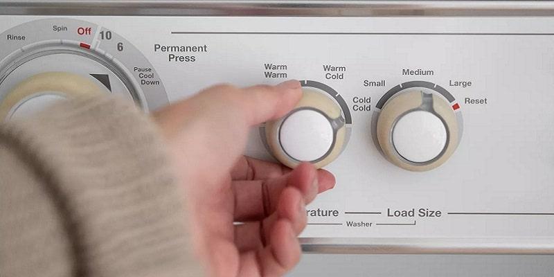 روش شستن لباس مشکی با ماشین لباسشویی
